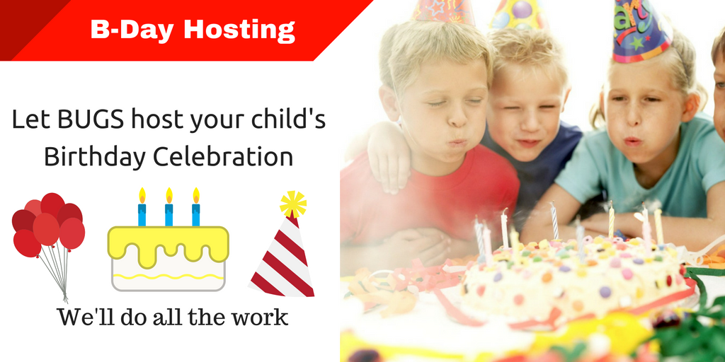 Birthday Hosting