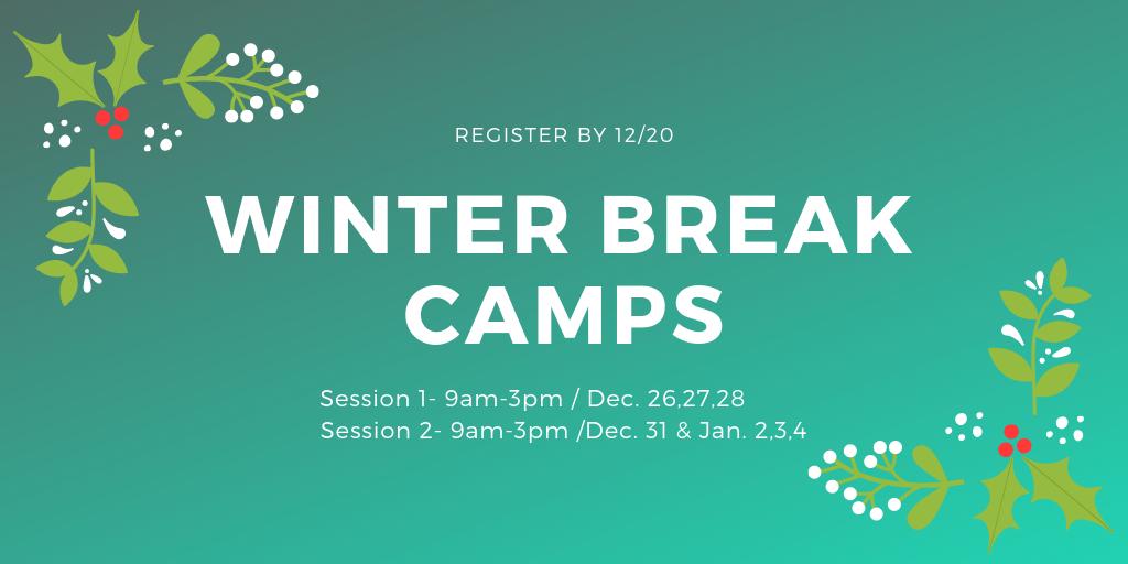 Winter Break Camps